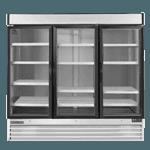 Maxx Cold Maxximum MXM3-72F Maxx Cold X-Series Freezer Merchandiser