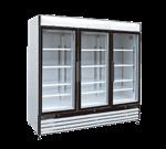 Maxx Cold Maxximum MXM3-72R Maxx Cold X-Series Refrigerated Merchandiser