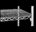 Metro 2436QBL qwikSLOT™ Shelf