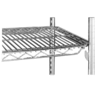 Metro 2448QBL qwikSLOT™ Shelf