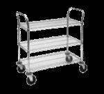 Metro 3SPN53ABR SP Heavy Duty Utility Cart