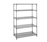 Metro 5AA327K3 Super Adjustable Super Erecta® Add-On Shelving
