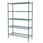 Metro 5N347K3 Super Erecta® Starter Shelving Unit