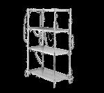 Metro A416C Super Adjustable Super Erecta® Starter Shelving