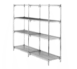 Metro AA376K3 Super Adjustable Super Erecta® Add-On Shelving