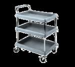 Metro BC2030-3DMB Deep Ledge Utility Cart