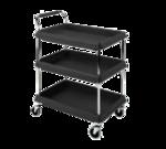 Metro BC2636-3DBL Deep Ledge Utility Cart