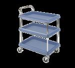 Metro BC2636-3DMB Deep Ledge Utility Cart