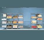 Metro BTEQ3 MetroMax Q™ qwikTRAK™ Stationary End Unit Kit