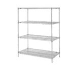 Metro EZ1860NC-4 Super Erecta® Convenience Pak Shelving Unit