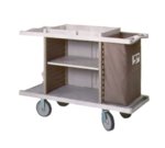 Metro LXHK3-ESS Lodgix™ Essentials Housekeeping Cart