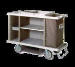 Metro LXHK4-PLUS Lodgix™ Plus Housekeeping Cart