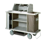Metro LXHK4-PRO Lodgix™ Pro Housekeeping Cart