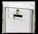 Metro LXHK4-SDK Locking door kit for side storage - tall Lodgix