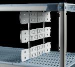 Metro MD24-24 Shelf-to-Shelf Divider