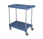 Metro MY1627-24BU myCart™ Series Utility Cart