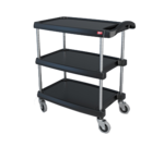 Metro MY1627-34BL myCart™ Series Utility Cart