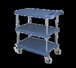Metro MY1627-34BU myCart™ Series Utility Cart