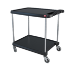 Metro MY2030-24BL myCart™ Series Utility Cart
