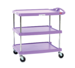 Metro MY2030-34AP Allergen free Zone myCart™ Series Utility Cart