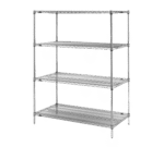 Metro N446K3 Super Erecta® Starter Shelving Unit