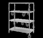 Metro N476C Super Erecta® Starter Shelving Unit