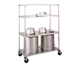 Metro PR48ES Mobile Pot & Pan Rack