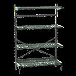 Metro SM761830-NK3-4 SmartLever™ Base Kit with Shelves