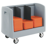 Metro SSD16 Polymer Dish & Tray Cart
