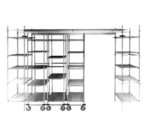 Metro TTSTP Top-Track™ Stop Plate Kit