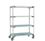 Metro X556BGX3 MetroMax i® Stem Caster Cart