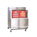 Nor-Lake AR082SSS/0-A Open Front Milk Cooler