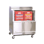 Nor-Lake AR082WVS/0-A Open Front Milk Cooler