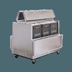 Nor-Lake AR084SSS/0-A Dual Access Milk Cooler