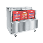 Nor-Lake AR162SSS/0-A Open Front Milk Cooler