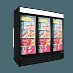 Nor-Lake NLGRP74-HG-W AdvantEDGE™ Refrigerated Merchandiser