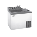 Nor-Lake Nor-Lake ZF124SVS/0 Ice Cream Dipping/Topping Cabinet