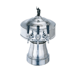 Perlick Corporation 4005D3BPCLG Gambrinus Draft Beer Tower
