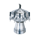 Perlick Corporation 4005D4B Gambrinus Draft Beer Tower