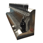 Perlick Corporation 4076BK4 Modular Draft Beer Dispensing Tower
