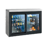 Perlick Corporation SDBR48 Sliding Door Refrigerated Back Bar Storage Cabinet