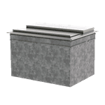 Perlick Corporation DI36IC Ice Chest