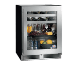 Perlick Corporation Corporation HB24BS ADA Series Beverage Center