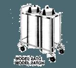 Piper Products/Servolift Eastern 2ATGH6 Heated Dish Dispenser