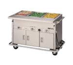 Piper Products/Servolift Eastern DME-3-PTSB Pipermatic Serving Counter