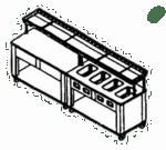 Piper Products/Servolift Eastern ESC-46 Conveyor