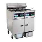 Pitco Frialator SELV14-C/FD Solstice Reduced Oil Volume Fryer