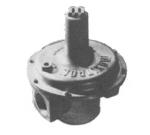 "Southbend 1167782 1"" gas pressure regulator (shipped loose) Natural"