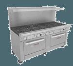 Southbend 4721DD-3GR Ultimate Restaurant Range
