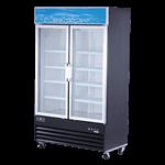 Spartan Refrigeration SGF-49 Reach-In Freezer Merchandiser